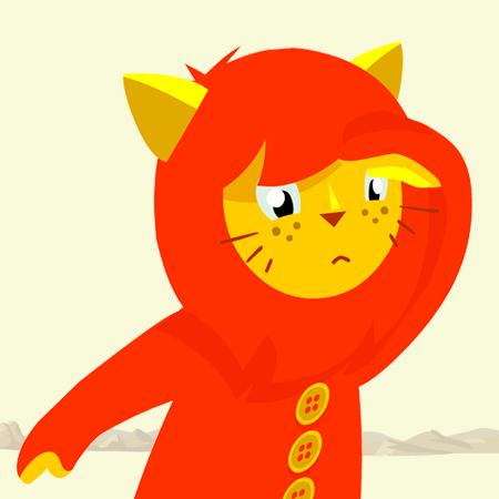 Nene León, una serie online para niños pequeños