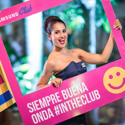 Samsung Club, la mejor fiesta de Asunción
